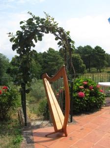 strumento costruito dal liutaio Giovanni Lonardo (Maiorca - Spagna)