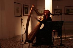 Concerto del 21 dicembre 2008 presso la libreria Mondadori di Alessandria