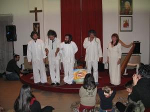 Concerto del 19 dicembre 2008 effettuato a Varedo per il centro studi Politeama